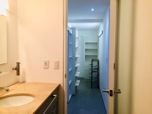 departamento renta, colonia condesa en primer piso.