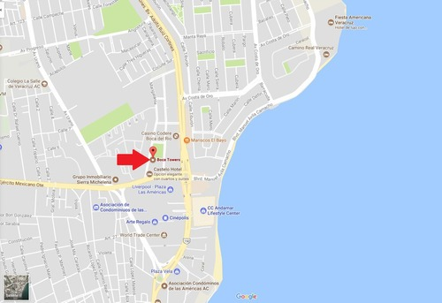 departamento renta -planta baja  boca towers - boca del río.