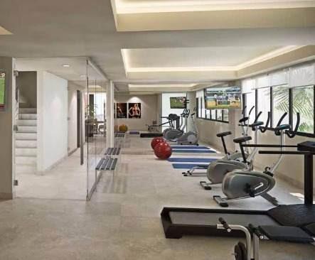 departamento residencial ph paramero en venta, ubicado en av. bonampak cancun, quintana roo, méxico.