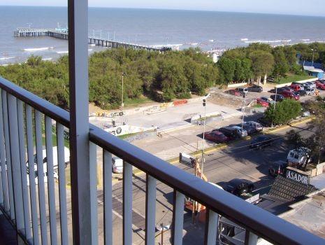departamento s/ costanera. vista al mar -con renta