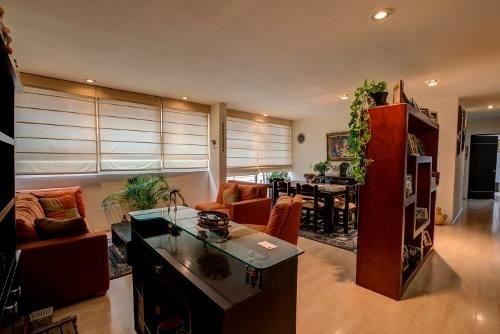 departamento seminuevo en venta, col. napoles 3 habitaciones