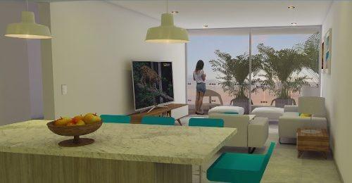 departamento solea playa del carmen excelente ubicación lujo