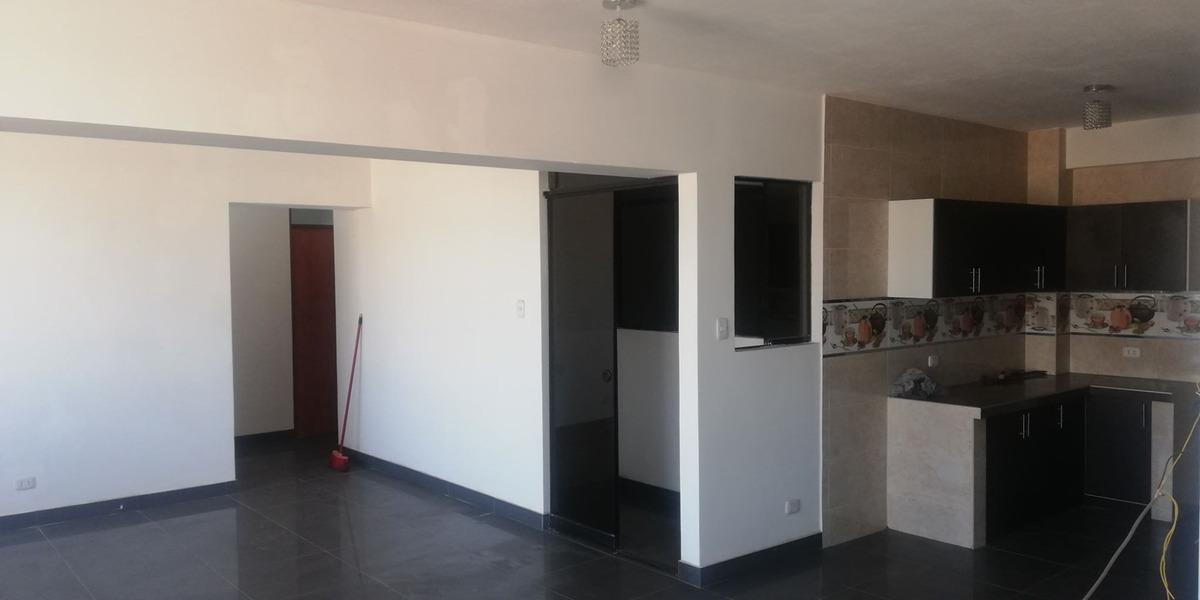 departamento (solo 3er piso y aires) nuevo