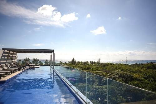 departamento terrazas playa del carmen equipado super lujoso