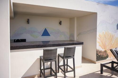 departamento terrazas playa del carmen equipado ubicado lujo