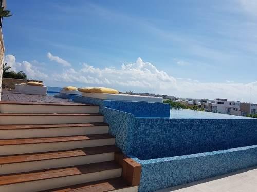 departamento the city en playa del carmen amueblado lujo