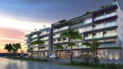 departamento ¨the city¨ playa del carmen listo entrega nuevo