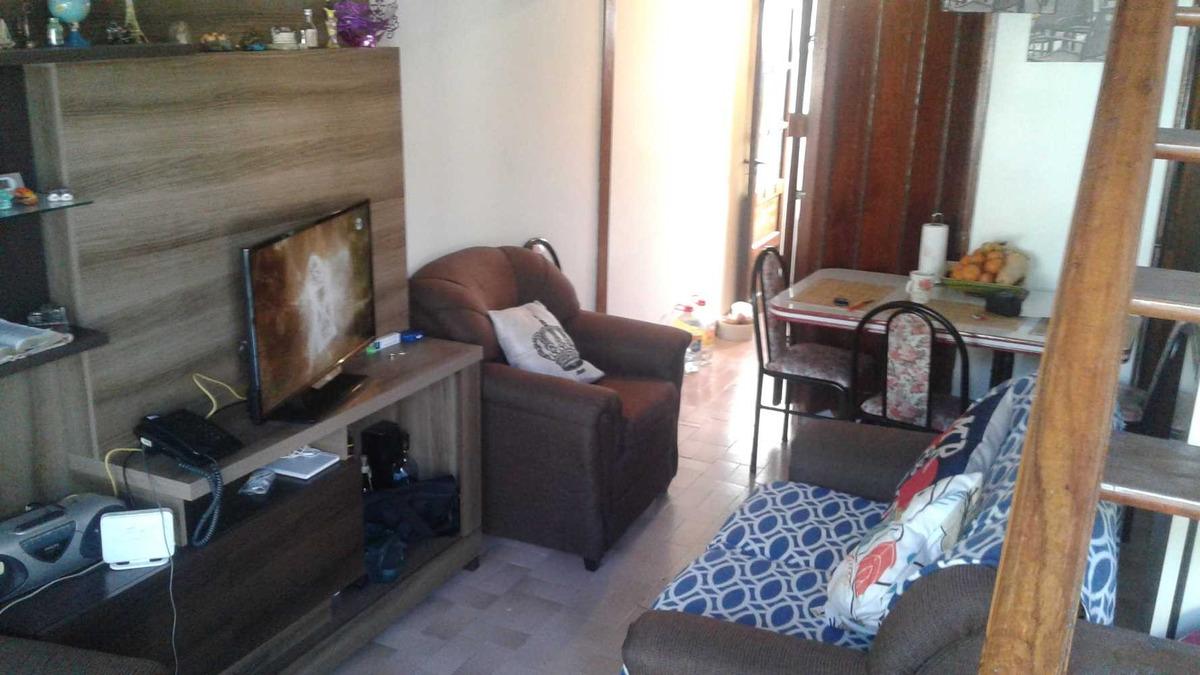 departamento tipo casa 2 ambientes