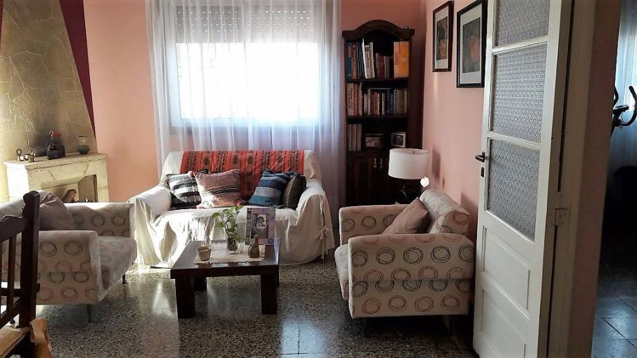 departamento tipo casa en venta en villa dominico