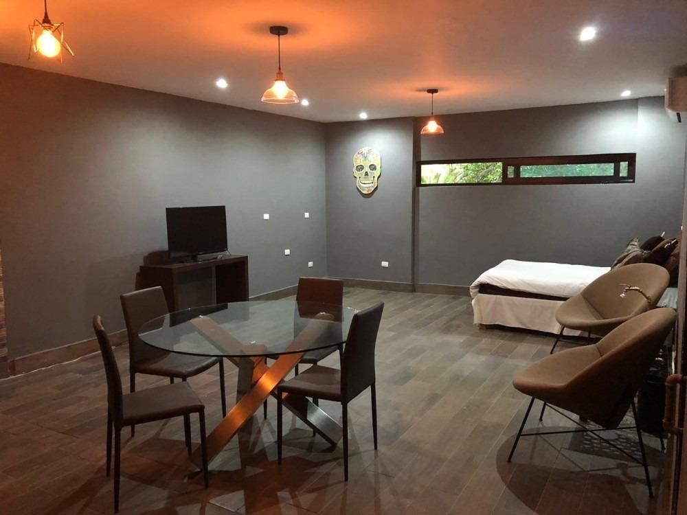 departamento tipo loft 1 recamara amueblado $12500.00 contry