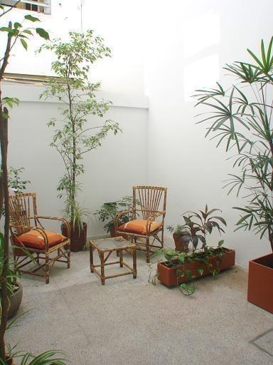 departamento tipo loft con patio