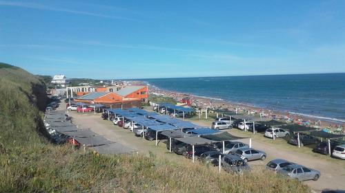 departamento tipo ph 2 amb wi-fi frente al mar playas del sur