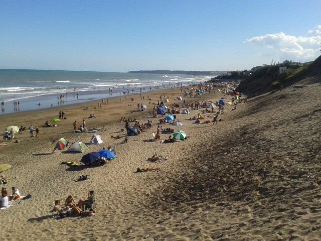 departamento tipo ph 2 amb wifi frente al mar playas del sur