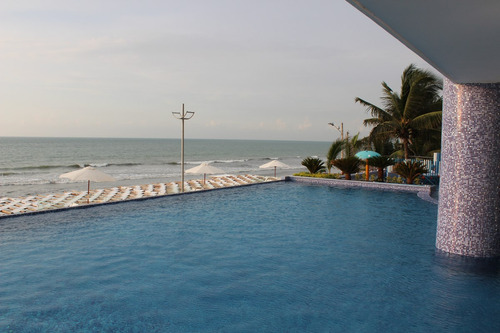 departamento tonsupa grand diamond beach vista al mar