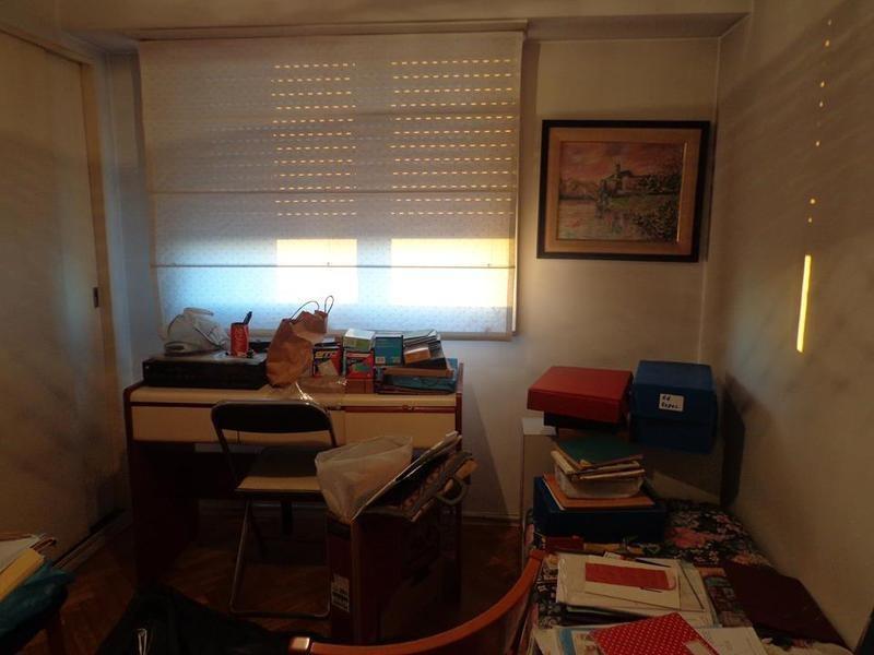 departamento tres ambientes excelente vista - p.chacabuco