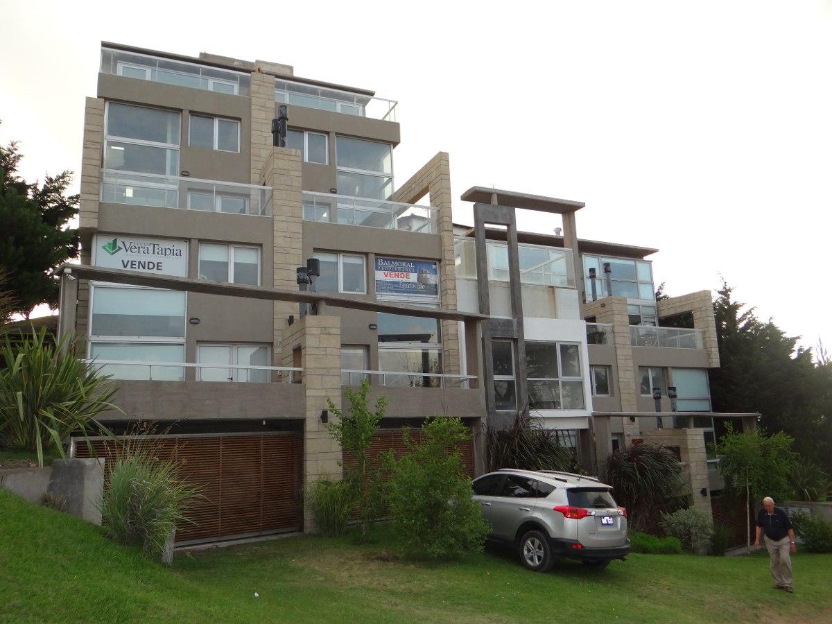 departamento triplex 4 amb c renta vista mar y centro dueño