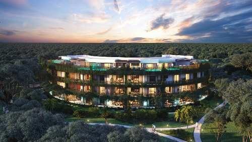 departamento tulum highline serenity venta inversión segura