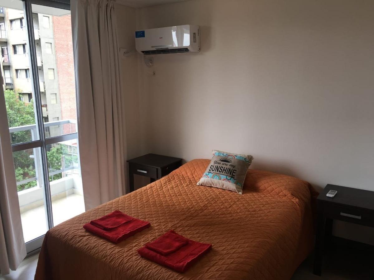 departamento un dormitorio - amoblado - excelente zona