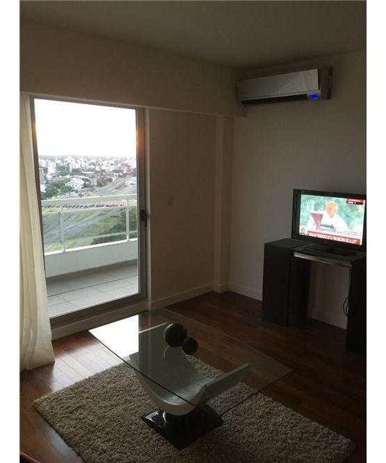 departamento un dormitorio con cochera- torre maui