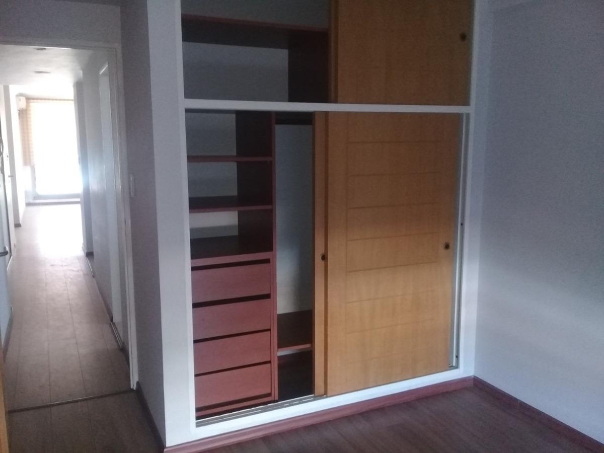 departamento un dormitorio en venta con cochera