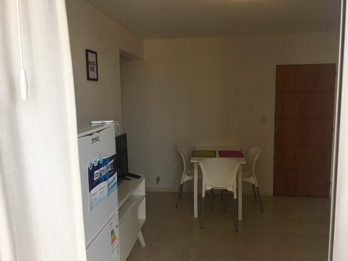 departamento un dormitorio totalmente equipado - posesión inmediata - ideal inversión