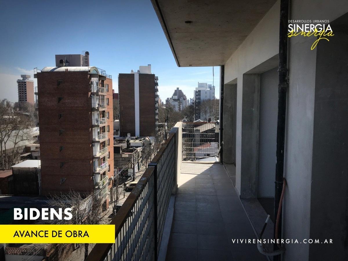 departamento un dormitorio zona uca facultad frente con balcon