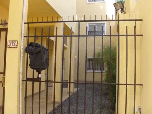 departamento venta 1 ambiente moron, con patio