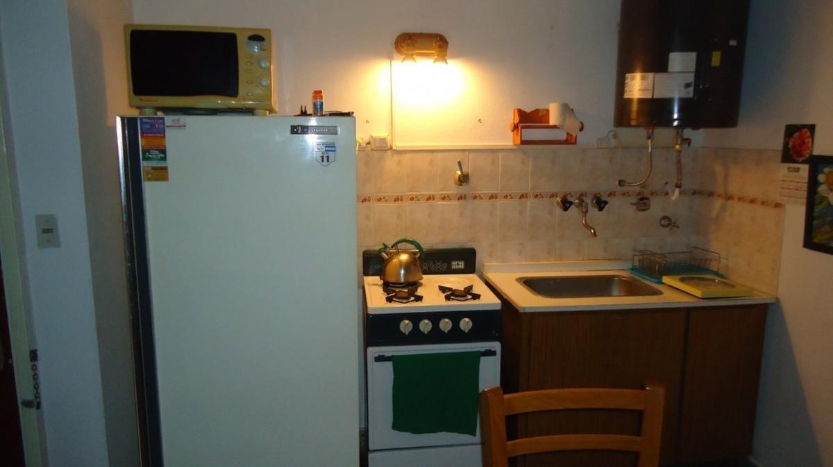 departamento venta 1 dormitorio con balcón al frente-48 mts 2- san bernardo del tuyu