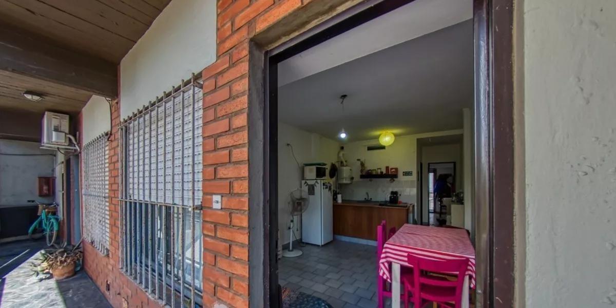 departamento venta 1 dormitorio y 37 mts al frente  - la plata