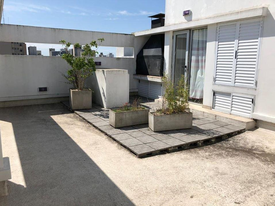 departamento venta 1 dormitorio y terraza con parrilla-99 mts 2 - la plata