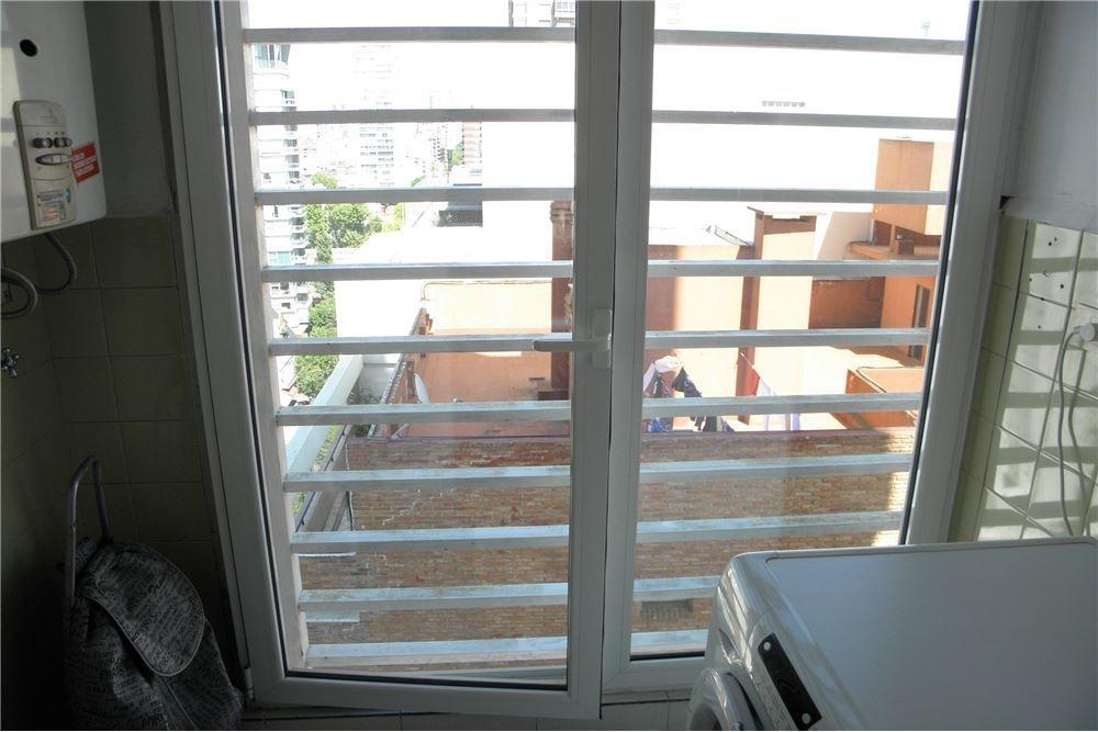 departamento  venta 2 ambientes en nuñez con vista