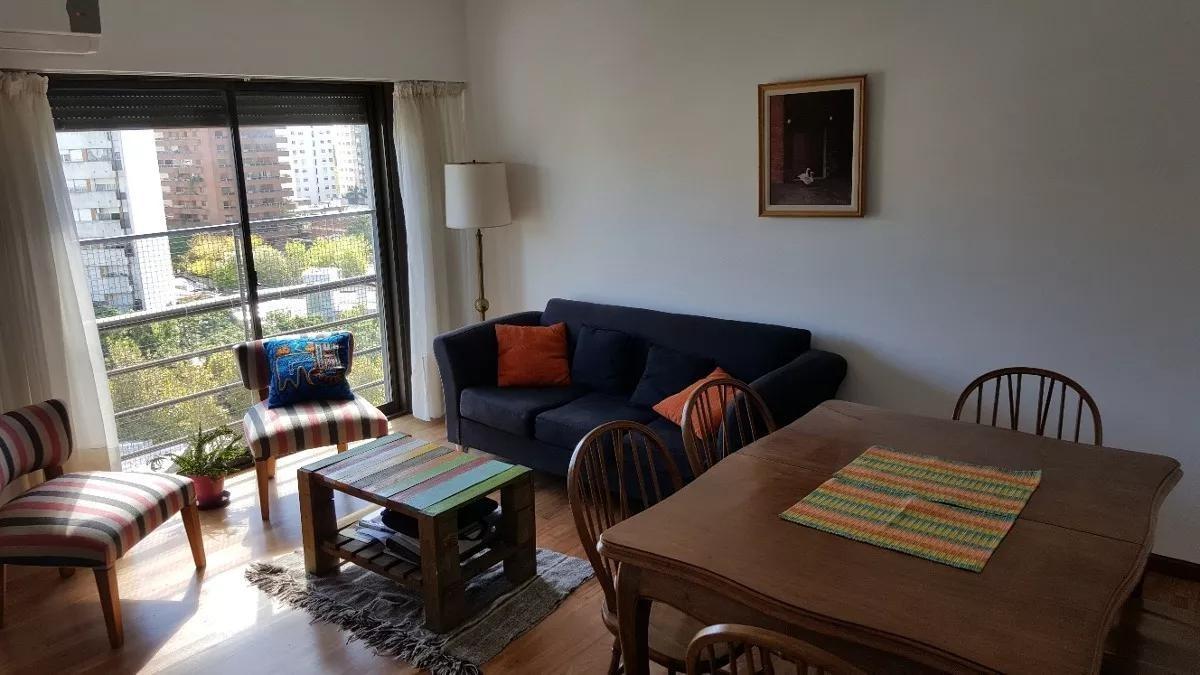 departamento venta 2 dormitorios y cochera -60 mts 2 - la plata