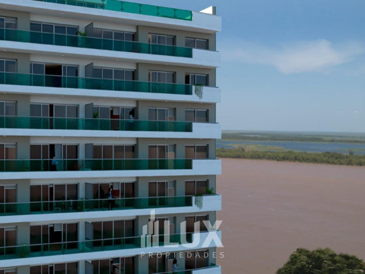 departamento venta 3 dormitorios con patio rio campo gloria estrenar amenities - san lorenzo