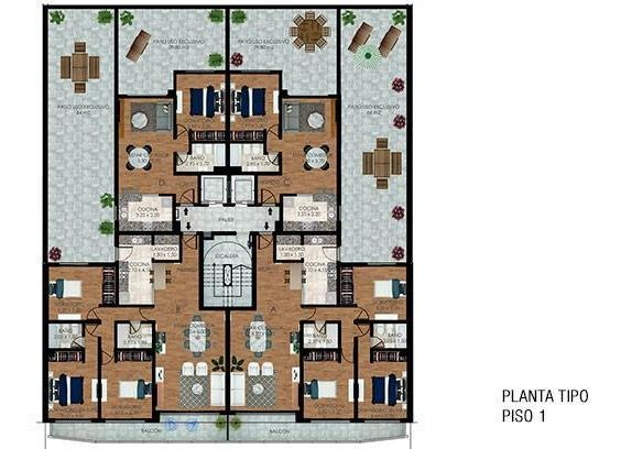 departamento venta 3 dormitorios rio campo gloria estrenar amenities - san lorenzo