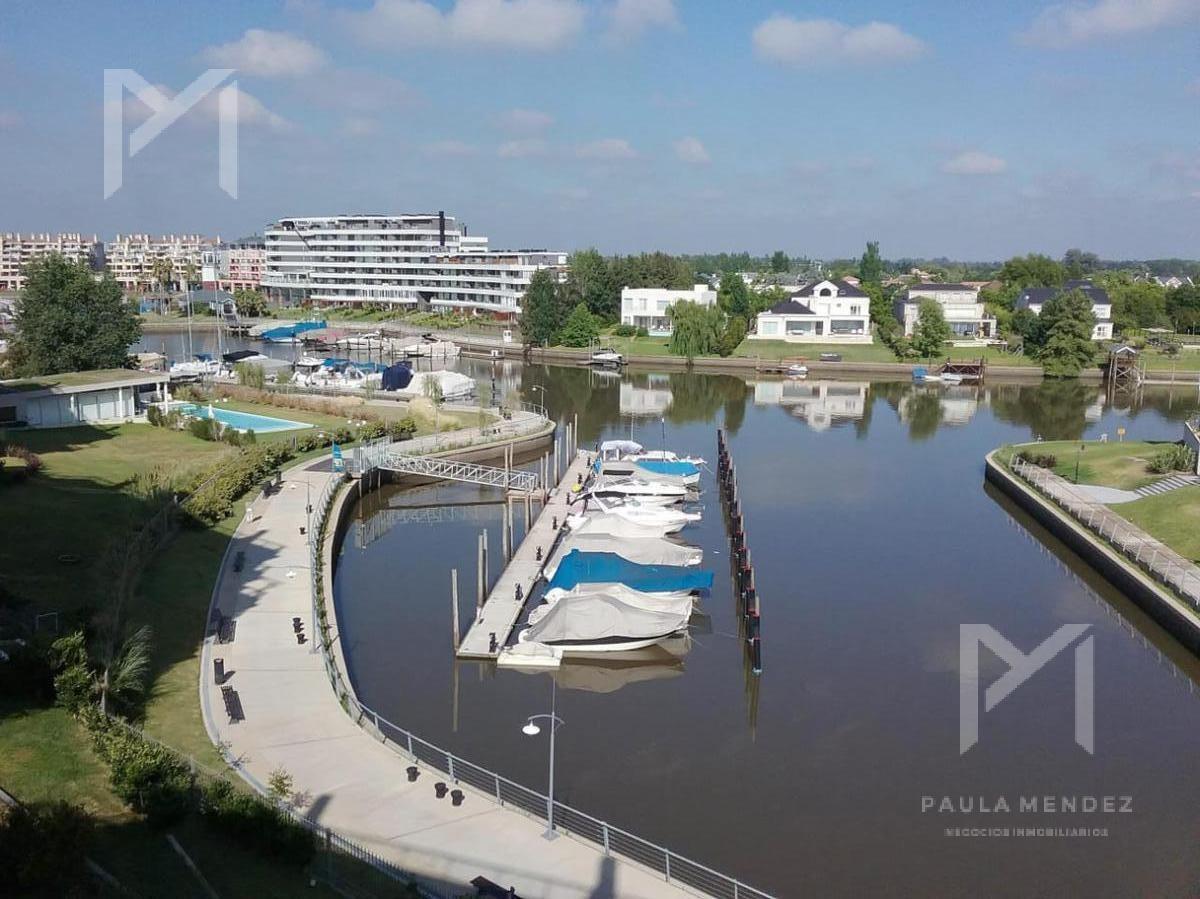 departamento - venta - 4 ambientes - marinas del canal - bahía grande - nordelta -