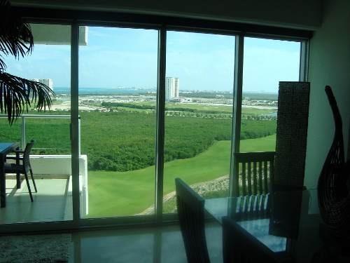 departamento venta en residencial isola cancun