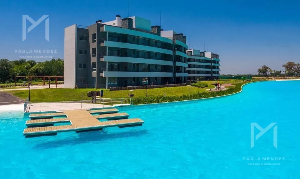 departamento - venta - oportunidad - 2 ambientes - lagoon pilar - pilar