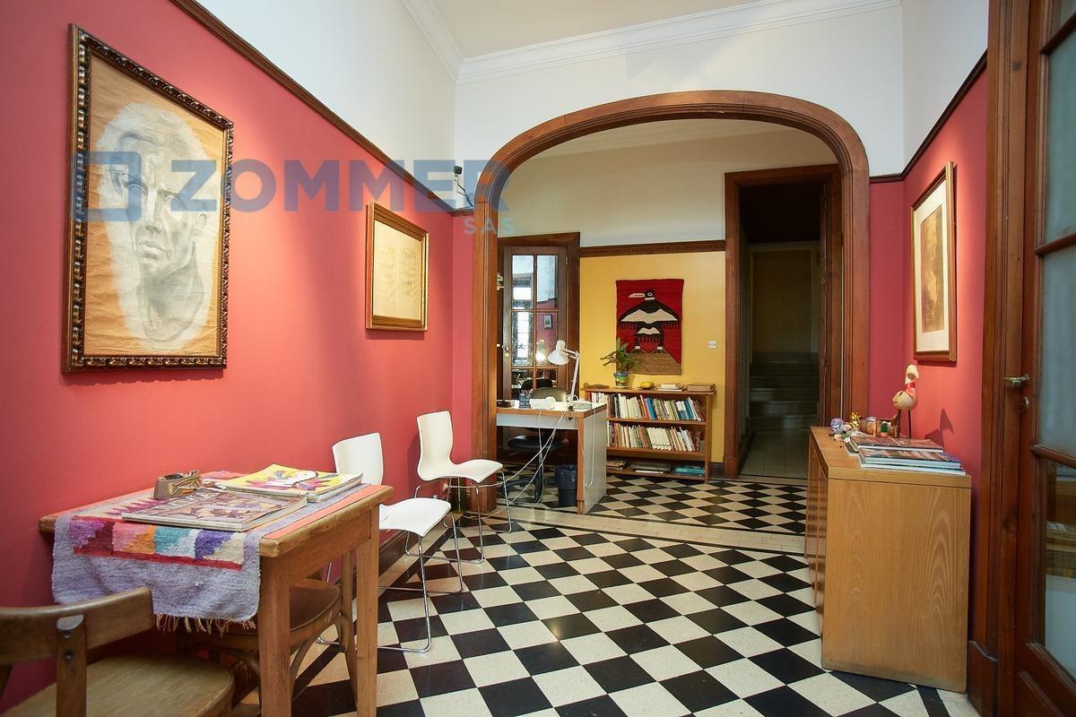 departamento venta palermo - semipiso estilo francés 5 ambientes en ochava