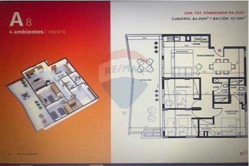 departamento venta san cristobal 4 ambientes suite