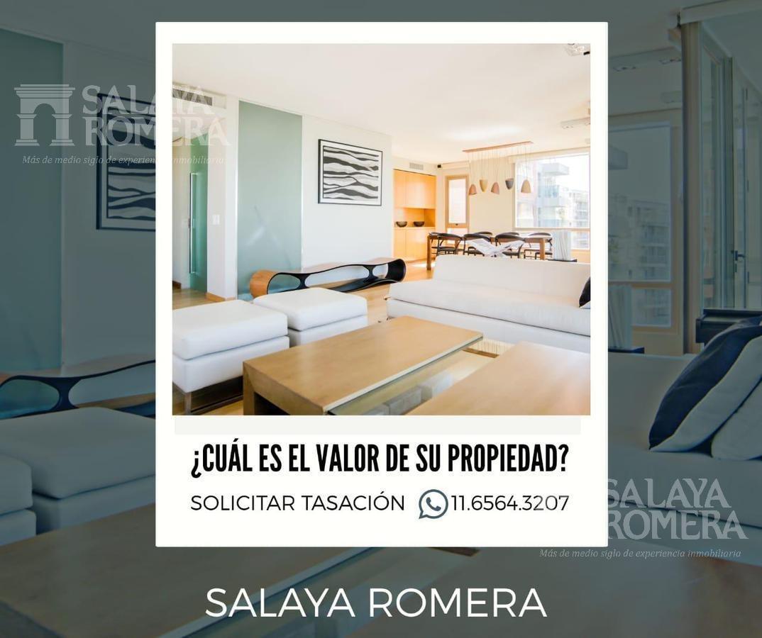 departamento - vicente lopez 1/2 ambientes - piso alto