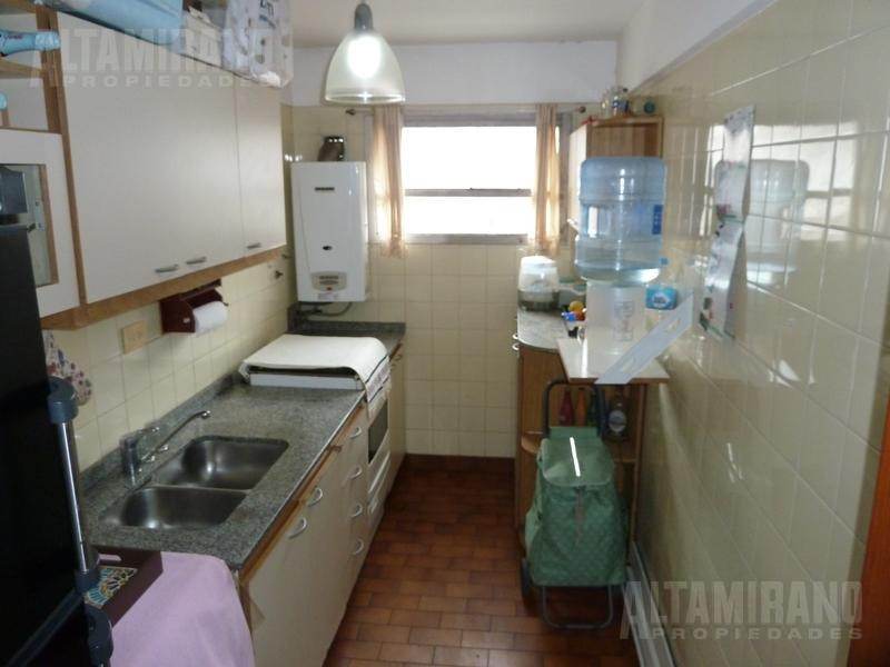 departamento - villa ballester, tres ambientes con cochera!