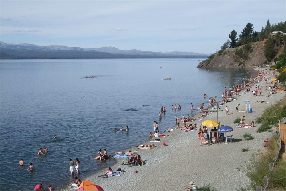 departamento vista al lago, playa bonita bariloche