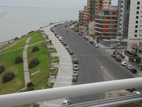 departamento vista al mar 3 ambientes con cochera