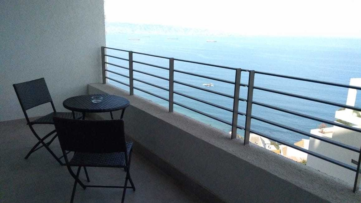 departamento vista mar. reñaca 2d+2b
