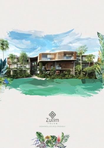 departamento zulim tulum increible desarrollo eco friendly