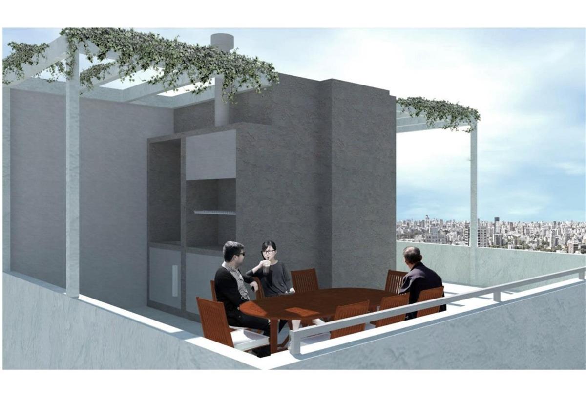 departamentos 1 y 2 ambientes en pozo