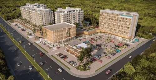 departamentos 1rec en nuevo centro urbano playa del carmen p2754