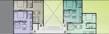 departamentos 3 ambientes  en planta baja excelente
