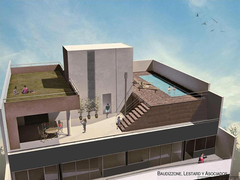 departamentos a estrenar en palermo hollywood dos ambientes con terraza