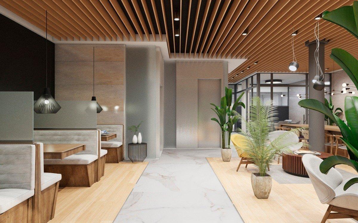 departamentos al pozo - proyecto unico ideal para estudiantes y profesionales - espacios de uso comun para trabajar - amenities en azotea